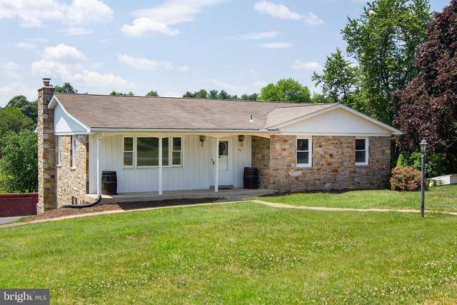 1718 Marsue Drive, HAMPSTEAD, MD 21074 (#MDCR197818) :: AJ Team Realty