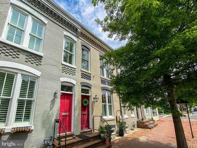 1107 Duke Street, ALEXANDRIA, VA 22314 (#VAAX248084) :: Fairfax Realty of Tysons