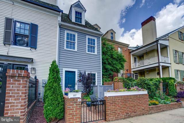 527 Wilkes Street, ALEXANDRIA, VA 22314 (#VAAX248086) :: Tom & Cindy and Associates