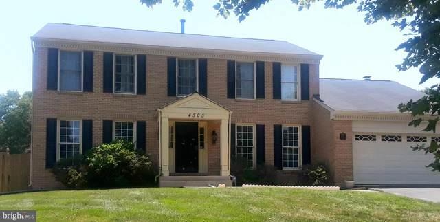 4505 Sutherland Circle, UPPER MARLBORO, MD 20772 (#MDPG573298) :: Great Falls Great Homes