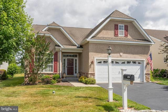 4393 Meadowridge Lane, COLLEGEVILLE, PA 19426 (#PAMC655040) :: Tessier Real Estate