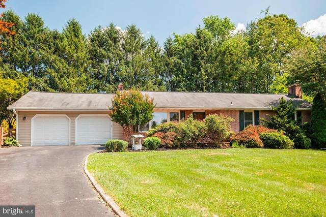 514 Piney Run Court, SYKESVILLE, MD 21784 (#MDCR197822) :: The Matt Lenza Real Estate Team