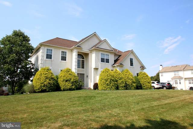 1002 Hickory Ridge Drive, CHALFONT, PA 18914 (#PABU500668) :: Linda Dale Real Estate Experts