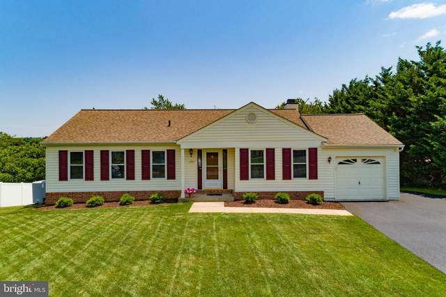 309 Westridge Circle, MOUNT AIRY, MD 21771 (#MDFR266860) :: Advance Realty Bel Air, Inc