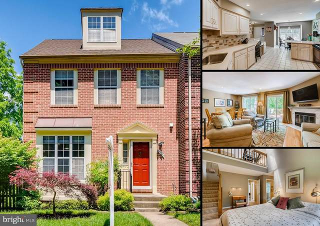 8106 Green Valley Lane, OWINGS MILLS, MD 21117 (#MDBC498886) :: Jim Bass Group of Real Estate Teams, LLC