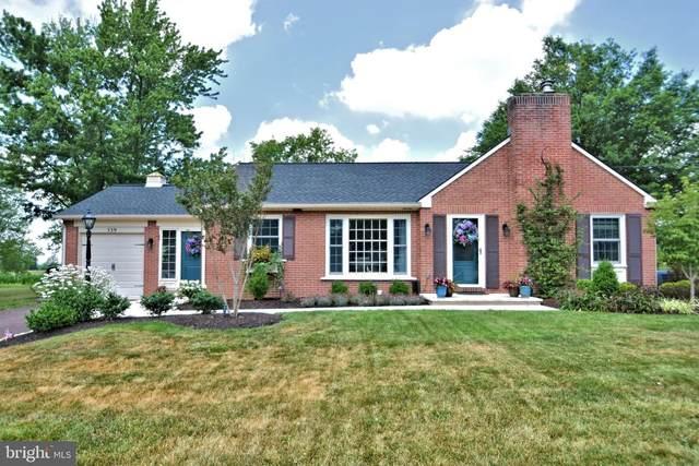 539 Meetinghouse Road, HARLEYSVILLE, PA 19438 (#PAMC655042) :: REMAX Horizons