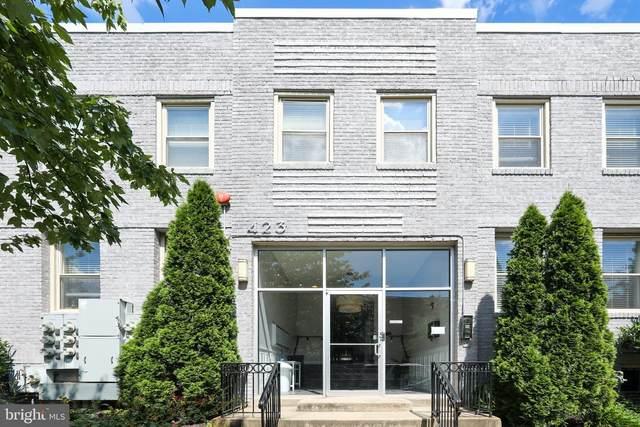 423 18TH Street NE #7, WASHINGTON, DC 20002 (#DCDC475736) :: The Team Sordelet Realty Group