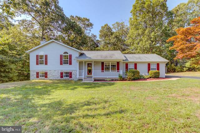 1840 Peace Court E, SAINT LEONARD, MD 20685 (#MDCA177310) :: The Sky Group