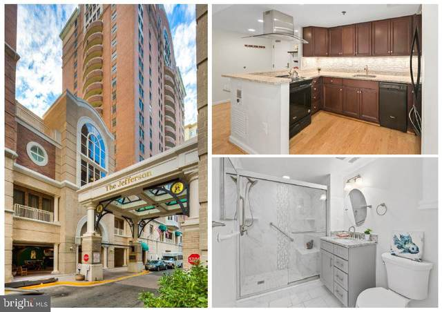 900 N Taylor Street #924, ARLINGTON, VA 22203 (#VAAR165422) :: Ultimate Selling Team