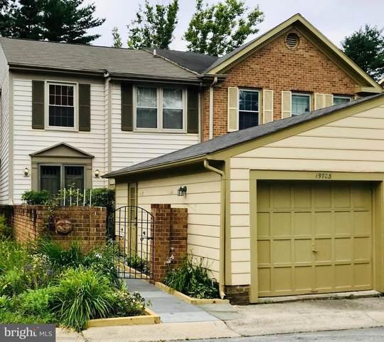19703 Greenside Terrace, MONTGOMERY VILLAGE, MD 20886 (#MDMC714744) :: Advon Group