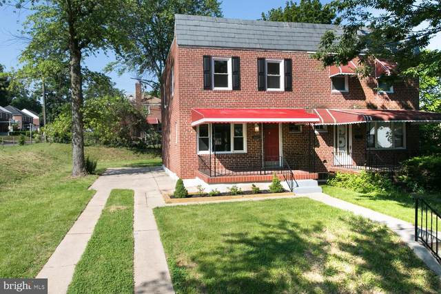 5601 Belle Avenue, BALTIMORE, MD 21207 (#MDBA515944) :: McClain-Williamson Realty, LLC.