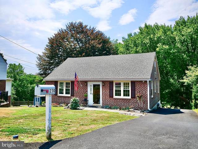 230 Harrison Road, BROOKHAVEN, PA 19015 (#PADE521996) :: ExecuHome Realty