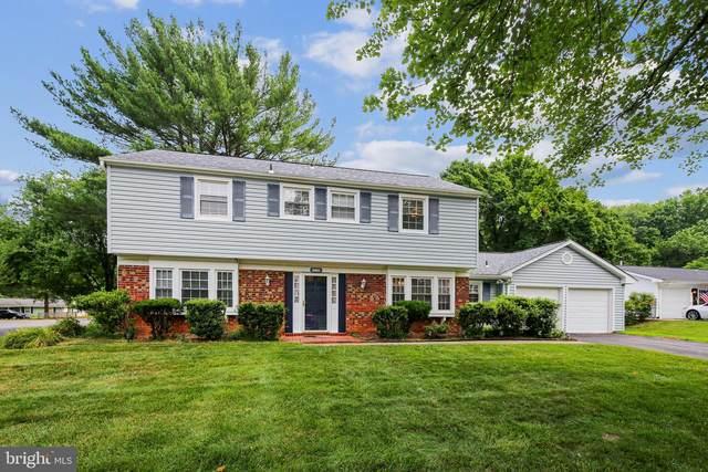 12916 Mount Royal Lane, FAIRFAX, VA 22033 (#VAFX1139170) :: Corner House Realty