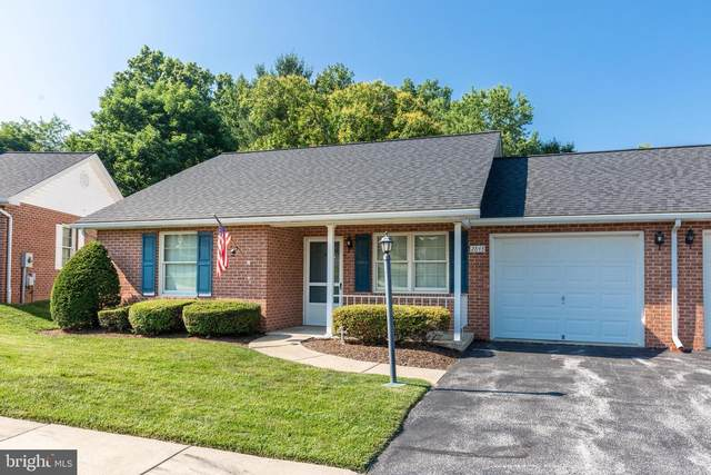 2843 Carlisle Drive #2, NEW WINDSOR, MD 21776 (#MDCR197832) :: The Bob & Ronna Group
