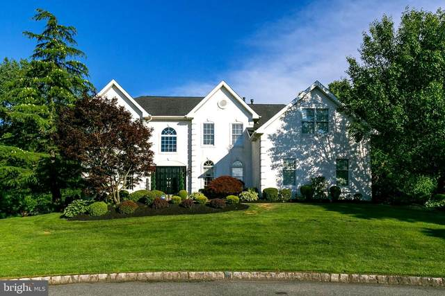 4 Canterbury Court, MOORESTOWN, NJ 08057 (#NJBL376082) :: Holloway Real Estate Group