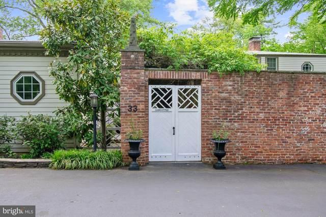 33 Rosedale Road, PRINCETON, NJ 08540 (#NJME298018) :: Tessier Real Estate