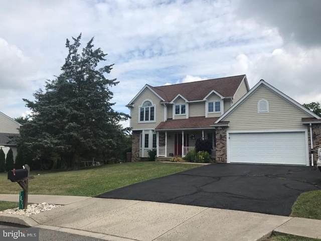 1071 E 2ND Street, RED HILL, PA 18076 (#PAMC655054) :: John Smith Real Estate Group