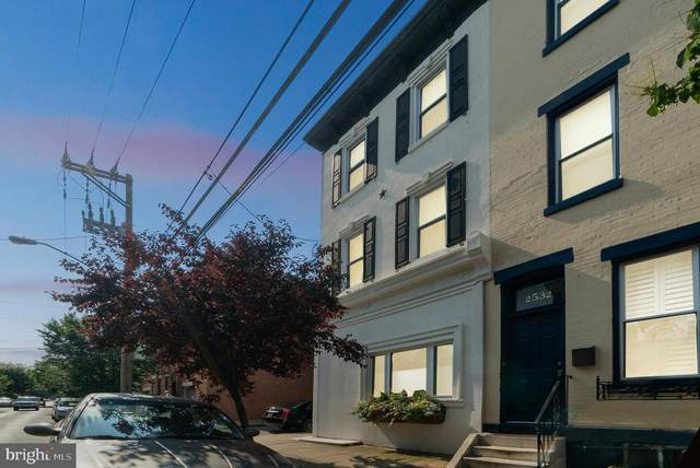 2530 Parrish Street, PHILADELPHIA, PA 19130 (#PAPH911280) :: Larson Fine Properties