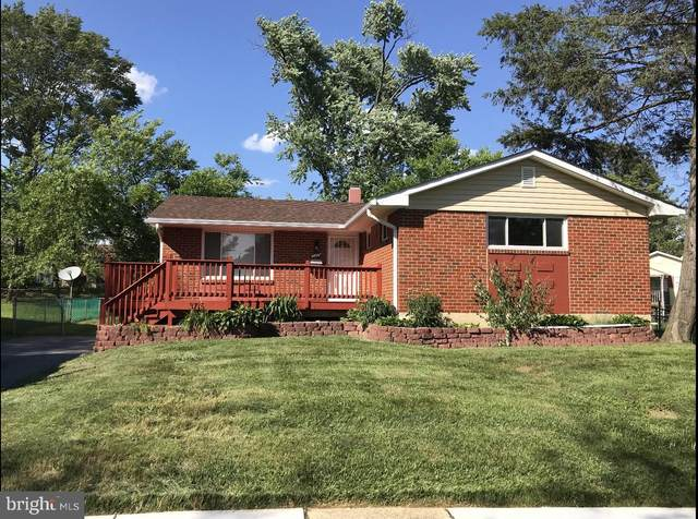 3715 Eastman Road, RANDALLSTOWN, MD 21133 (#MDBC498932) :: Corner House Realty