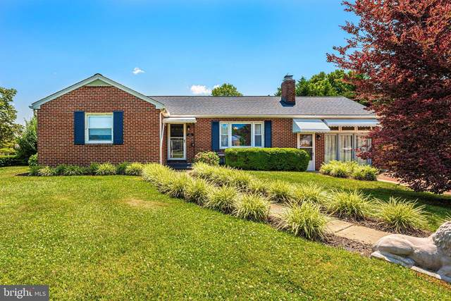 400 E 9TH Street, FREDERICK, MD 21701 (#MDFR266878) :: Corner House Realty