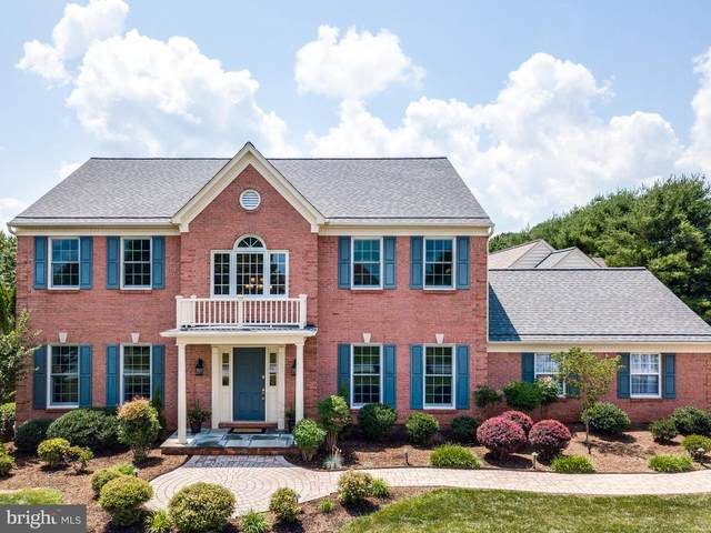 761 Chessie Crossing Way, WOODBINE, MD 21797 (#MDHW281844) :: Gail Nyman Group