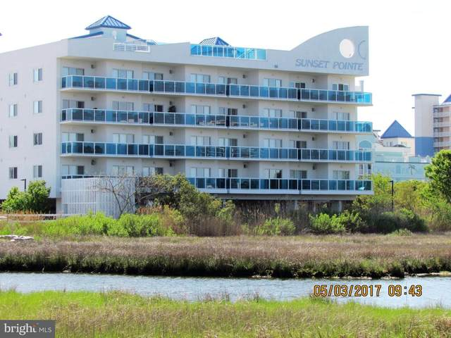 105 63RD Street #302, OCEAN CITY, MD 21842 (#MDWO114922) :: RE/MAX Coast and Country