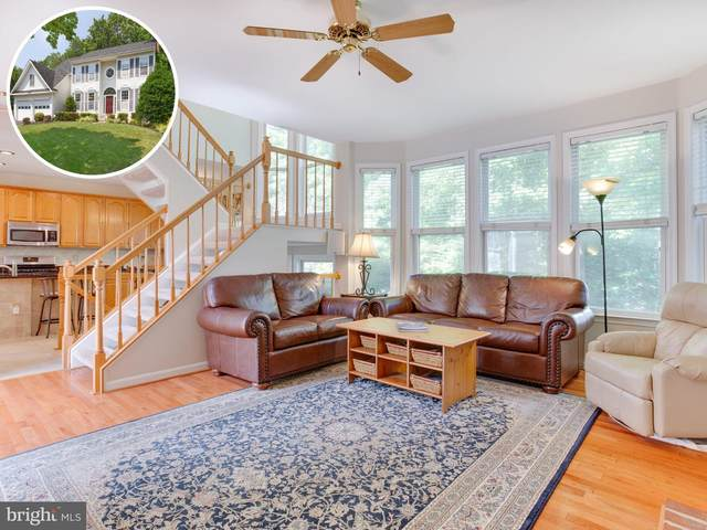 7908 Quinta Court, BOWIE, MD 20720 (#MDPG573374) :: ExecuHome Realty