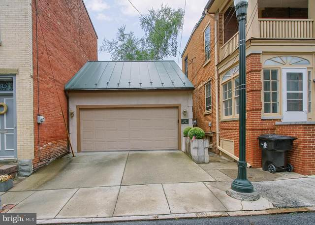 228 Herr Street, HARRISBURG, PA 17102 (#PADA123062) :: Sunita Bali Team at Re/Max Town Center