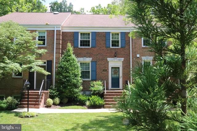 5309 Crown Street #23, BETHESDA, MD 20816 (#MDMC714818) :: Jacobs & Co. Real Estate