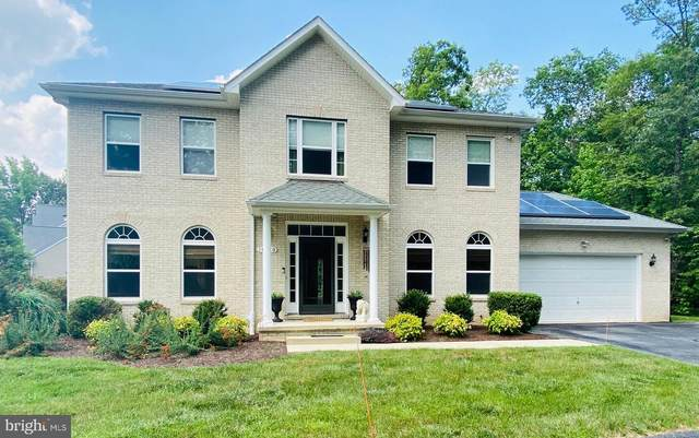 10010 Old Indian Head Road, UPPER MARLBORO, MD 20772 (#MDPG573392) :: Gail Nyman Group