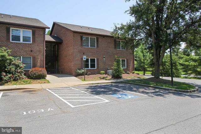 11920 Liberty Road 102A, LIBERTYTOWN, MD 21762 (#MDFR266892) :: Jim Bass Group of Real Estate Teams, LLC