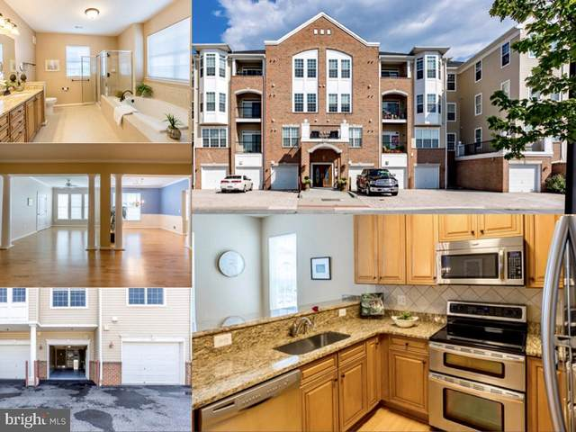 8603 Wintergreen Court 7-202, ODENTON, MD 21113 (#MDAA439300) :: The Sky Group