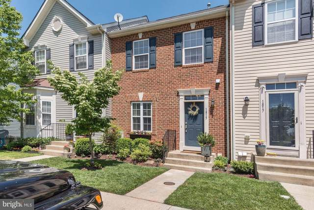 1815 Tender Court, MOUNT AIRY, MD 21771 (#MDCR197840) :: Bob Lucido Team of Keller Williams Integrity