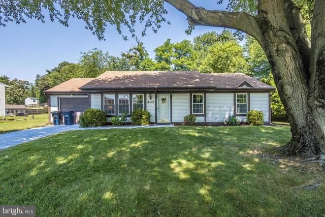 907 Carriage House Lane, UPPER MARLBORO, MD 20774 (#MDPG573402) :: Corner House Realty