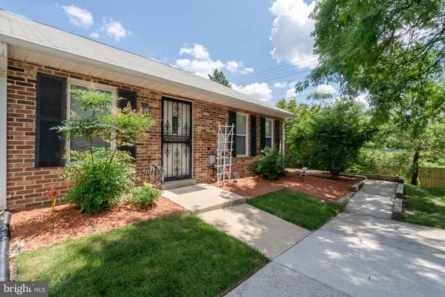 9262 Cherry Lane #44, LAUREL, MD 20708 (#MDPG573404) :: Corner House Realty