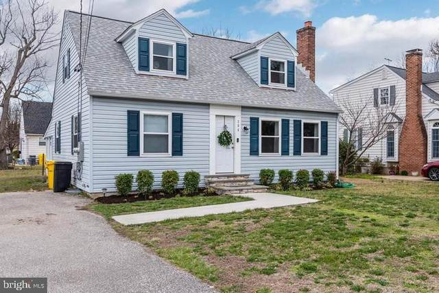 306 Jerlyn Avenue, LINTHICUM HEIGHTS, MD 21090 (#MDAA439310) :: The Sky Group
