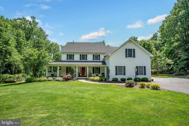 267 Mount Airy Harbourton Road, LAMBERTVILLE, NJ 08530 (#NJHT106330) :: Shamrock Realty Group, Inc
