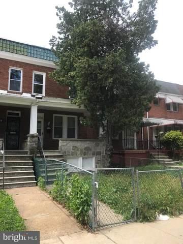 5336 Cordelia Avenue, BALTIMORE, MD 21215 (#MDBA515966) :: Lucido Agency of Keller Williams