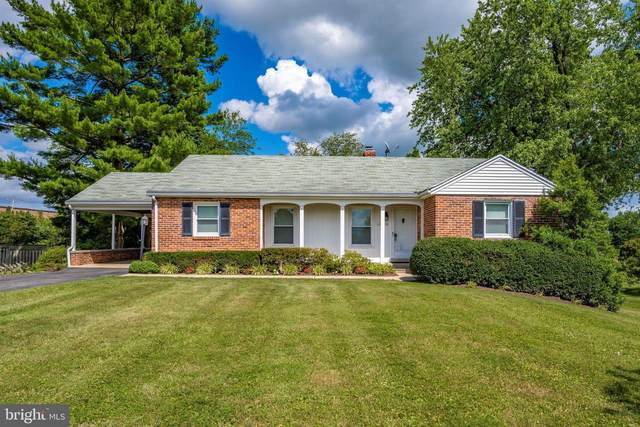25805 Ridge Road, DAMASCUS, MD 20872 (#MDMC714858) :: V Sells & Associates | Keller Williams Integrity