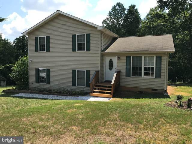 3443 Russel Run Road, LOCUST GROVE, VA 22508 (#VAOR136994) :: AJ Team Realty