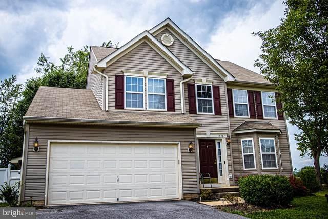 246 Bishops Glen Drive, FREDERICK, MD 21702 (#MDFR266896) :: Corner House Realty