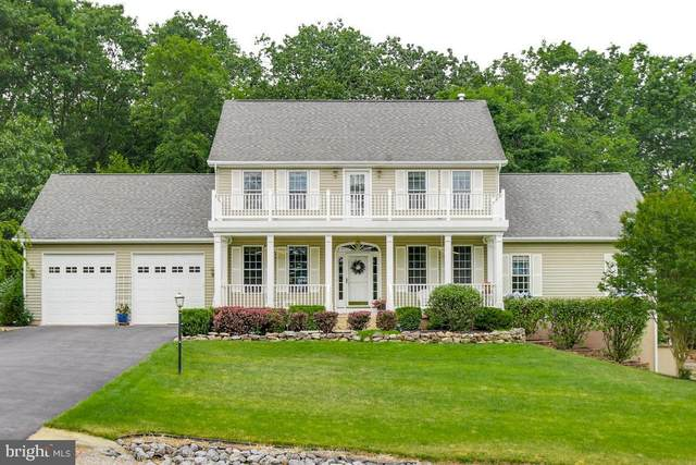 49 Wampum Lane, HEDGESVILLE, WV 25427 (#WVBE178368) :: Pearson Smith Realty