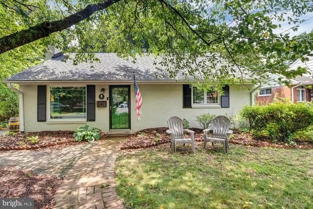 27 S Edison Street, ARLINGTON, VA 22204 (#VAAR165460) :: Jennifer Mack Properties