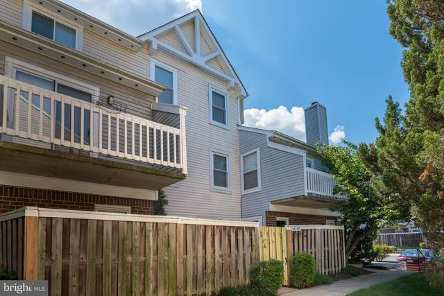 4348 Pembrook Village Drive #57, ALEXANDRIA, VA 22309 (#VAFX1139296) :: John Smith Real Estate Group