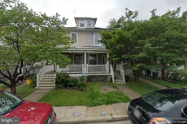 409 Charter Oak Avenue, BALTIMORE, MD 21212 (#MDBA516002) :: Lucido Agency of Keller Williams