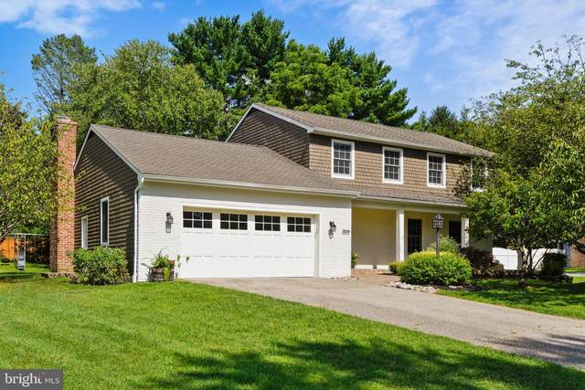 329 Tunstall Court, SEVERNA PARK, MD 21146 (#MDAA439326) :: John Smith Real Estate Group