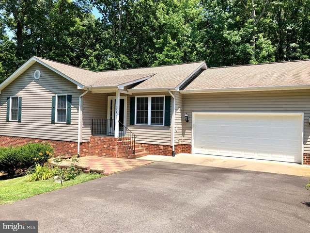 302 Land Or Drive, RUTHER GLEN, VA 22546 (#VACV122472) :: Bob Lucido Team of Keller Williams Integrity