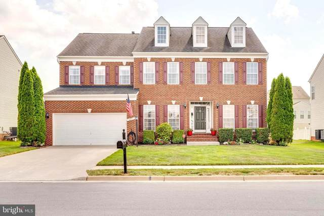 117 Picasso Court, MARTINSBURG, WV 25403 (#WVBE178376) :: The Miller Team