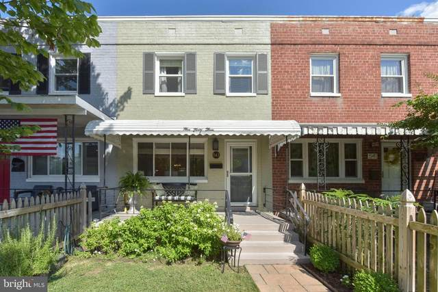 543 Duncan Avenue, ALEXANDRIA, VA 22301 (#VAAX248104) :: Tom & Cindy and Associates