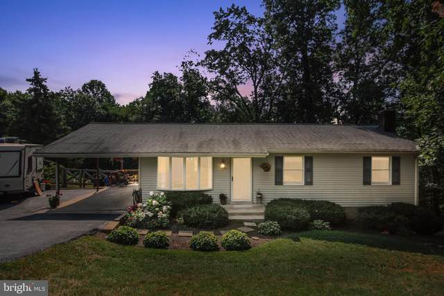 12603 Molesworth Drive, MOUNT AIRY, MD 21771 (#MDFR266916) :: Pearson Smith Realty